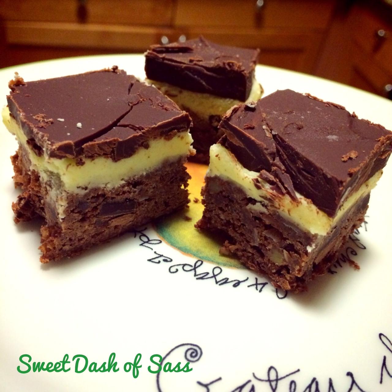 Nanaimo Cookies - www.SweetDashofSass.com