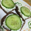 Cucumber Dill Sandwiches www.SweetDashofSass.com