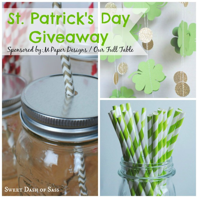 St Patty's Day Giveaway