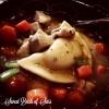 Chicken & Pierogi Stew