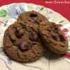 Speculoos Cookie Butter and Cocoa Cookies